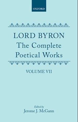 The Complete Poetical Works af George Gordon, George Gordon Byron Lord