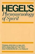 Phenomenology of Spirit af Georg Wilhelm Friedrich Hegel, J N Findlay, A V Miller