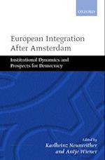 European Integration After Amsterdam af Karlheinz Neunreither
