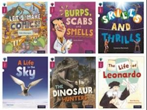 Oxford Reading Tree Infact: Level 10: Mixed Pack of 6 af Robin Etherington