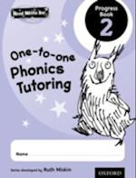 Read Write Inc.: Phonics One-to-One Phonics Tutoring Progress Book 2 Pack of 5 af Ruth Miskin