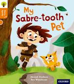 Oxford Reading Tree Story Sparks: Oxford Level 6: My Sabre-Tooth Pet af Aleesah Darlison