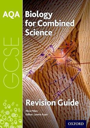 Bog, paperback AQA Biology for GCSE Combined Science: Trilogy Revision Guide af Niva Miles