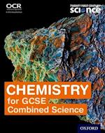 Twenty First Century Science Chemistry for GCSE Combined Science Student Book