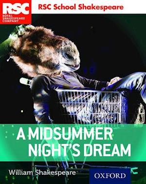 Bog, paperback RSC School Shakespeare: A Midsummer Night's Dream af William Shakespeare