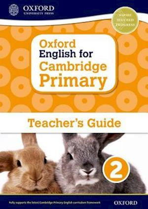 Bog, ukendt format Oxford English for Cambridge Primary Teacher Guide af Sarah Snashall