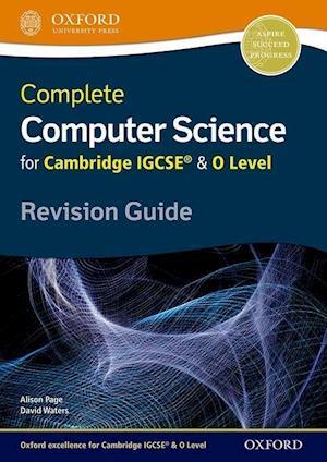 Bog, paperback Complete Computer Science for Cambridge IGCSE & O Level Revision Guide af Alison Page