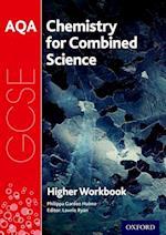AQA GCSE Chemistry for Combined Science (Trilogy) Workbook :Higher af Philippa Gardom-Hulme