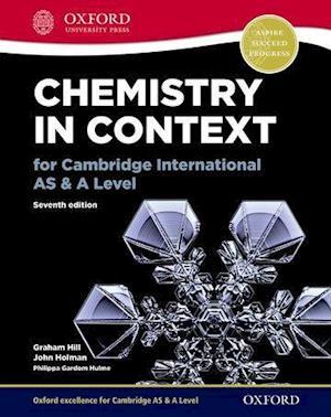 Bog, paperback Chemistry in Context for Cambridge International AS & A Level af Philippa Gardom-Hulme
