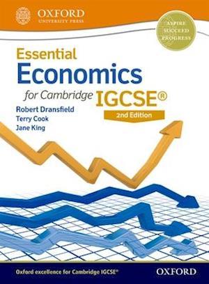 Bog, ukendt format Essential Economics for Cambridge IGCSE Student Book af Robert Dransfield