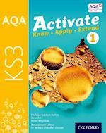 AQA Activate for KS3 Student Book 1 af Philippa Gardom-Hulme