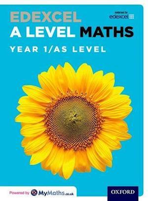 Bog, paperback Edexcel A Level Maths: Year 1 / AS Student Book af David Bowles