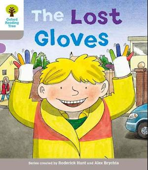 Oxford Reading Tree: Level 1: Decode and Develop: the Lost Gloves af Annemarie Young, Roderick Hunt, Thelma Page