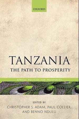 Bog, hardback Tanzania af Christopher S. Adam