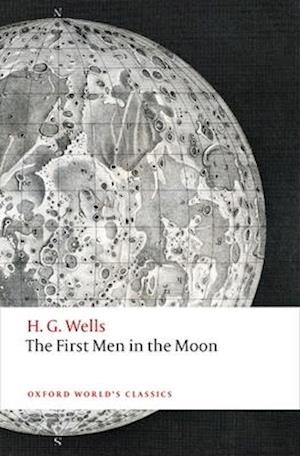 Bog, paperback The First Men in the Moon af H. G. Wells