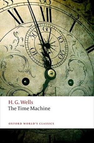 Bog, paperback The Time Machine af H. G. Wells