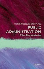 Public Administration (VERY SHORT INTRODUCTIONS)