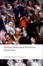 Vanity Fair af William Makepeace Thackeray