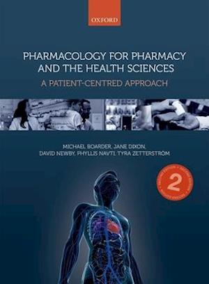 Bog, paperback Pharmacology for Pharmacy and the Health Sciences af Michael Boarder