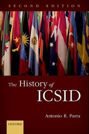 Bog, paperback The History of ICSID af Antonio R. Parra