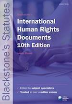 Blackstone's International Human Rights Documents (Blackstone's Statute Series)
