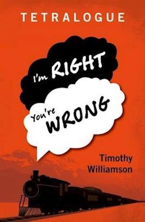 Bog, paperback Tetralogue af Timothy Williamson