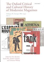 The Oxford Critical and Cultural History of Modernist Magazines (Oxford Critical Cultural History of Modernist Magazines)
