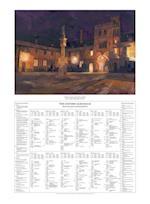 Oxford Almanack 2017 Ouas Poster (Oxford University Almanack Series)