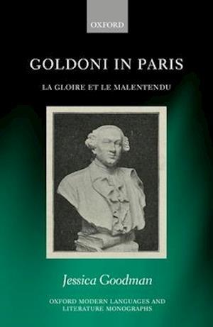 Bog, hardback Goldoni in Paris af Jessica Goodman
