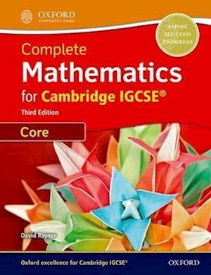 Core Mathematics for Cambridge IGCSE Student Book (Core) af David Rayner