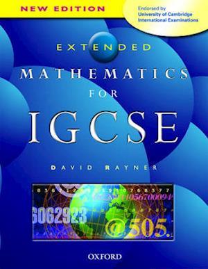 Bog, paperback Extended Mathematics for IGCSE af David Rayner