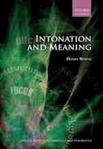 Intonation and Meaning (Oxford Surveys in Semantics and Pragmatics Hardcover)