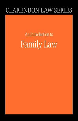 An Introduction to Family Law af Gillian Douglas