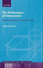 The Performance of Democracies af Edeltraud Roller