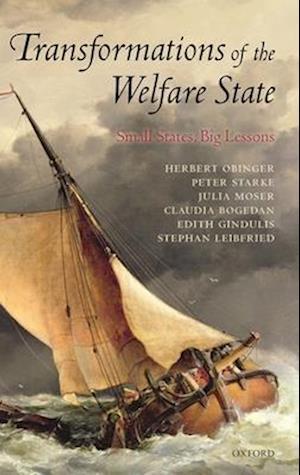 Transformations of the Welfare State af Stephan Leibfried, Peter Starke, Herbert Obinger