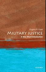 Military Justice (VERY SHORT INTRODUCTIONS)