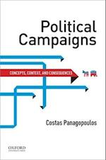 Political Campaigns (Series on Elections Opinion and Democracy)
