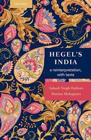 Bog, hardback Hegels India af Aakash Singh Rathore