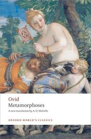 Metamorphoses af Ovid, A D Melville, E J Kenney