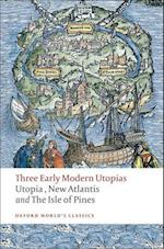 Three Early Modern Utopias af Susan Bruce, Thomas More, Francis Bacon