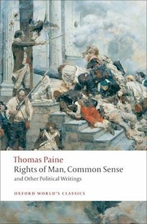Rights of Man, Common Sense, and Other Political Writings af Thomas Paine, Mark Philp