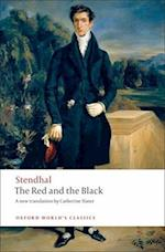 The Red and the Black af Stendhal