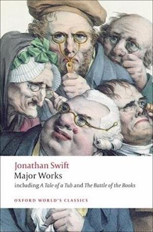 Major Works af Angus Ross, Jonathan Swift, David Woolley