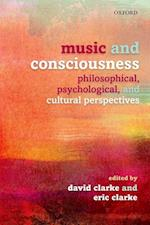 Music and Consciousness af David Clarke, Eric F Clarke