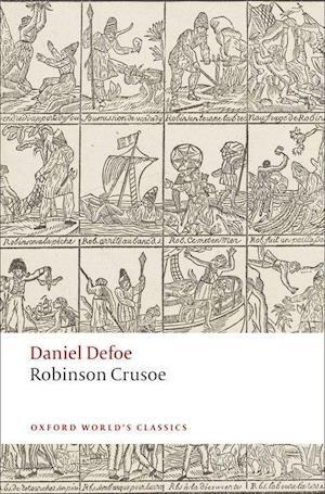 Robinson Crusoe af Daniel Defoe, James Kelly