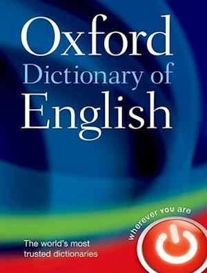 Oxford Dictionary of English af Oxford Dictionaries