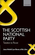 The Scottish National Party af James Mitchell, Robert Johns, Lynne G Bennie