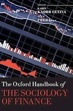 The Oxford Handbook of the Sociology of Finance af Karin Knorr Cetina
