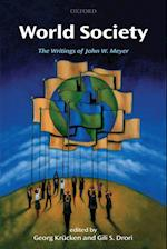 World Society af Gili S Drori, Georg Krucken