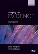 Murphy on Evidence af Richard Glover, Peter Murphy